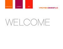 Yacinski Design, LLC - Website design and development