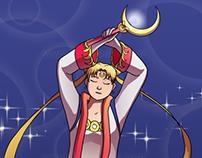 Sailor Moon Dresspheres