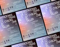 Trans y Cyborg, TALLER - AR Flyer