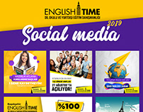 Englishtime Social Media I2019I