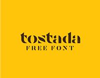 Tostada Font