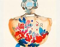 I N K / Guerlain Shalimar Eau Parfume