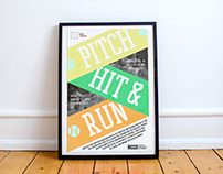 Little League   Event Poster