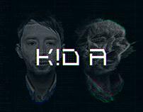 Kid A | Free Font
