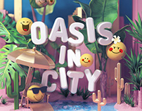 Oasis In City | Hyundai Department Store