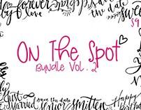 The On the Spot Bundle – Vol. 02