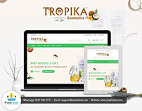 Tropika website