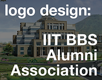 Logo Design: Alumni Association, IIT BBS