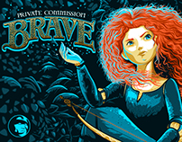BRAVE - PRIVATE COMMISSION