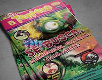 Changueon, Gaterro, Camajarito portada Tentero 55