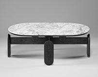 PEBBLE - coffee table