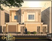 villa desing in saudi arabia