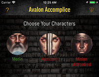 Avalon Accomplice iOS App