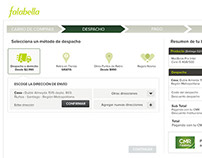 Check out Falabella.com