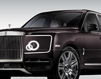 Rolls-Royce Cullinan Facelift