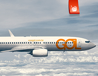 Rebrand Gol Linhas Aéreas Inteligentes