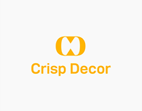 Crisp Decor - logo