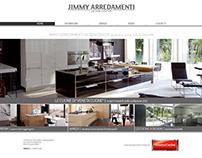 Proposed Study Jimmy Arredamenti Website 2012