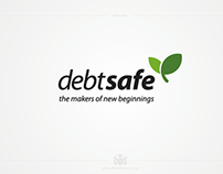 Debtsafe - Logo Re-design