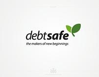 Debtsafe - Logo Re-design