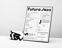 Futura Jazz Bar - Branding