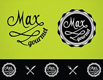 Identidade Visual - Max Gourmet
