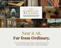 Cardello Building Web Design