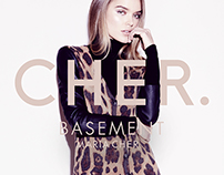 CHER / MARIA CHER. for Basement