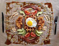 Waffle Love Photoshoot