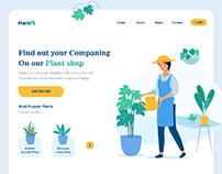 Planto Web UI