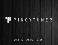 Pinoytuner Social Media Posters