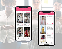 M'attire fashion iOS app