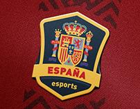 Spanish National Team of Esports