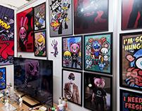 Art Toy Culture 2015 - Neon Seven