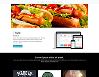 Diseño web - Practica 1