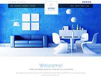Gypsy Housing - Landing Page