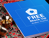 Free Arabic Mock Up V.1