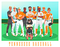 2019 Tennessee Volunteers Baseball