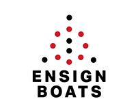 Ensign Boats Rebrand