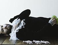 Hector as El Greco