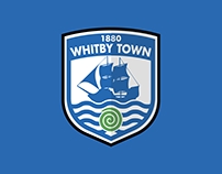 Whitby Town FC Redesign Concept