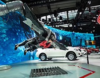 Dongfeng Nissan VR Wingsuit Flying Experience Platform