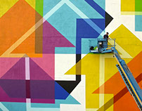 INCOGNITO Video | Mural by Above