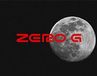 ZERO G - FREE FONT