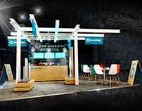 Exhibition booth deisgn | Expro | Geothermal_Energy