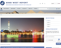 Project Management Website Arab West Report