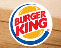 Art Direction/Graphic Design - Burger King Puerto Rico