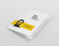Charity Brochures