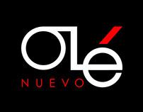 Nuevo OLÉ Logo