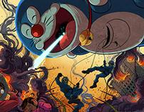 Doraemon's Revenge